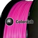 PLA 3D printer filament 3.00 mm pink 218C