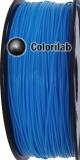 Filament d'imprimante 3D ABS 1.75 mm bleu fluo 2995 C