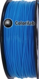 ABS 3D printer filament 3.00 mm fluo blue 2995C