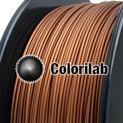 TPE 3D printer filament 1.75mm copper powder 876C