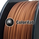TPE 3D printer filament 3.00mm copper powder 876C
