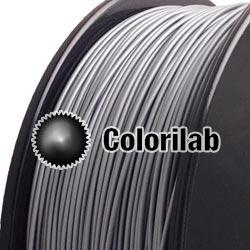 Filament d'imprimante 3D PLA 1.75 mm poudre aluminium 877C