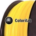 PC 3D printer filament 1.75mm yellow 101c