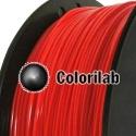 PLA 3D printer filament 3.00mm red 1795C
