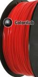 PLA 3D printer filament 3.00mm close to red 1795 C