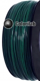 PLA 3D printer filament 1.75mm close to Christmas holiday green 7484 C