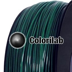 PLA 3D printer filament 3.00mm close to Christmas holiday green 7484 C