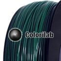 PLA 3D printer filament 3.00mm Christmas holiday green 7484C