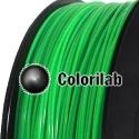 PLA 3D printer filament 1.75mm fluo green 902C