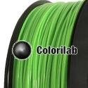 ABS 3D printer filament 3.00mm green 369C