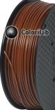 Filament d'imprimante 3D 1.75 mm PLA café 7567C
