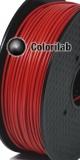 Filament d'imprimante 3D 3.00 mm PLA rouge foncé 7598C