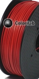 Filament d'imprimante 3D 1.75 mm ABS rouge foncé 7598C