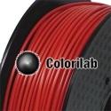 Filament d'imprimante 3D 2.85 mm ABS rouge foncé 7598C