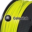 Filament d'imprimante 3D 3.00 mm PLA vert pâle 396C
