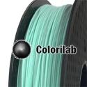 PLA 3D printer filament 3.00 mm pastel green 0921C