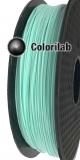 PLA 3D printer filament 3.00 mm pastel green 0921 C