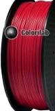 Filament d'imprimante 3D 2.85 mm PLA rouge Chine 179C