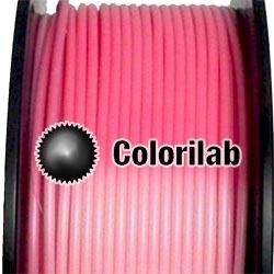 PLA 3D printer filament 1.75 mm thermal changing pink natural