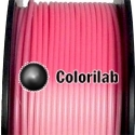 PLA 3D printer filament 3.00 mm thermal changing pink natural