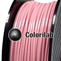 Filament d'imprimante 3D 3.00 mm PLA rose pastel 0331C