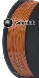 PLA 3D printer filament 1.75 mm close to brown 7516 C