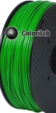 PLA 3D printer filament 2.85 mm dark green 2272C