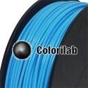 Filament d'imprimante 3D 2.85 mm PLA bleu pâle 2995C