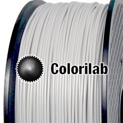 PLA 3D printer filament 2.85 mm grey 427C