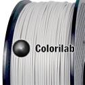 ABS 3D printer filament 1.75 mm grey 427C