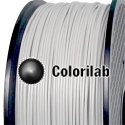ABS 3D printer filament 2.85 mm grey 427C