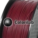 PLA 3D printer filament 3.00 mm burgundy 188C