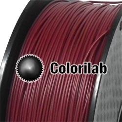 Filament d'imprimante 3D 2.85 mm PLA bourgogne 188C