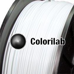 Filament d'imprimante 3D 1.75 mm PLA blanc pur 9080 C