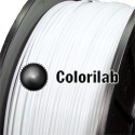 Filament d'imprimante 3D 3.00 mm PLA blanc