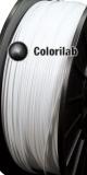 Filament d'imprimante 3D 3.00 mm PLA blanc