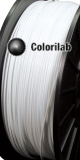 Filament d'imprimante 3D PC 1.75 mm blanc