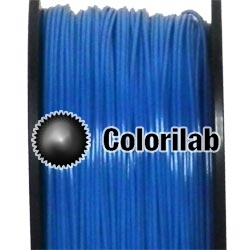 Filament d'imprimante 3D 1.75 mm PETG bleu 2145C