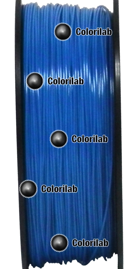 Filament d'imprimante 3D PP 1.75 mm bleu 2935C