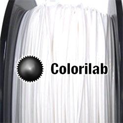 Filament d'imprimante 3D 3.00 mm PETG blanc