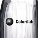 Filament d'imprimante 3D 1.75 mm PLA-Flex blanc
