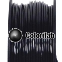 POM 3D printer filament 3.00 mm Black C
