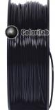 Filament d'imprimante 3D 3.00 mm TPU 90A noir Black C