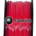 Filament d'imprimante 3D 2.85 mm PETG rouge 2035C