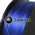 PETG 3D printer filament 1.75 mm translucent blue