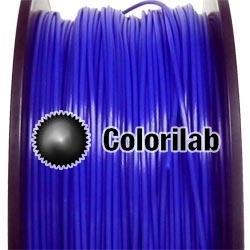 Filament d'imprimante 3D 1.75 mm TPU 90A bleu 2145C