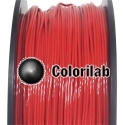 Filament d'imprimante 3D 3.00 mm TPU 90A rouge 186C
