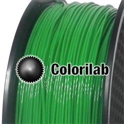Filament d'imprimante 3D 3.00 mm TPU 90A vert foncé 2272C