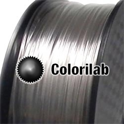 Filament d'imprimante 3D ABS 1.75 mm clair transparent clair