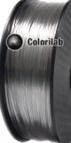 ABS 3D printer filament 3.00 mm clear transparent